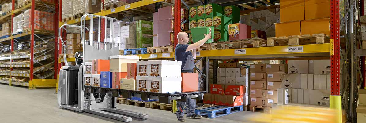 Used forklifts | Retail industry